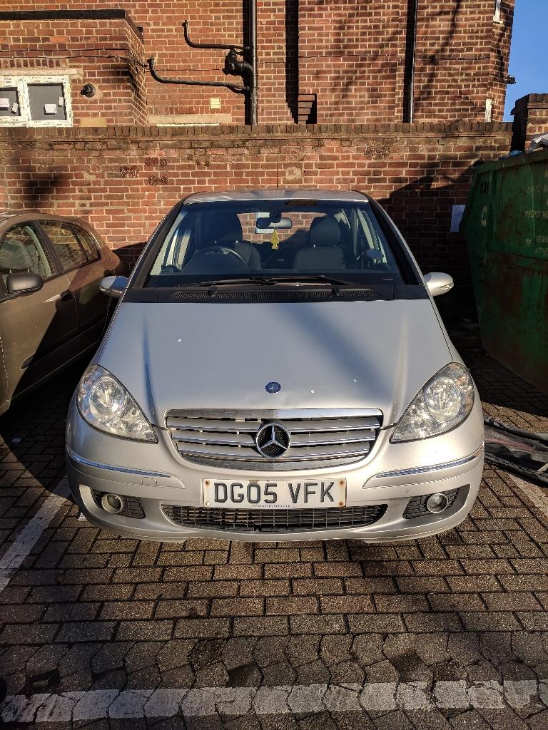superb A Class Mercedes