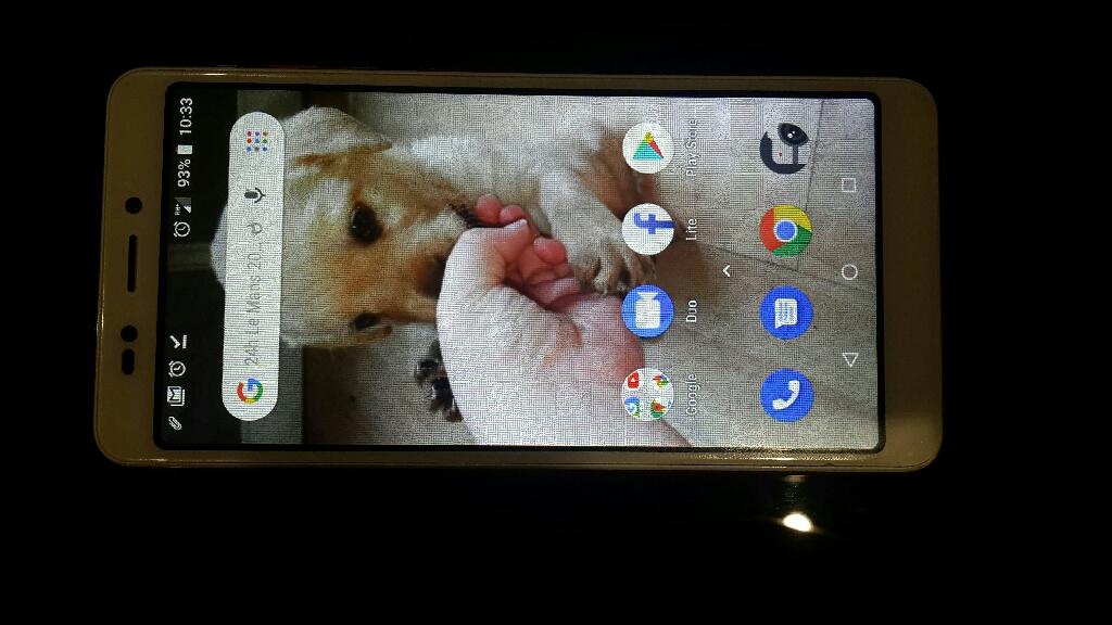 Wiko Jerry3 Smartphone