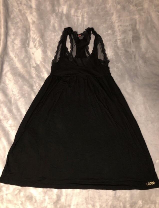 RRP £50 I.COBE Black Dress