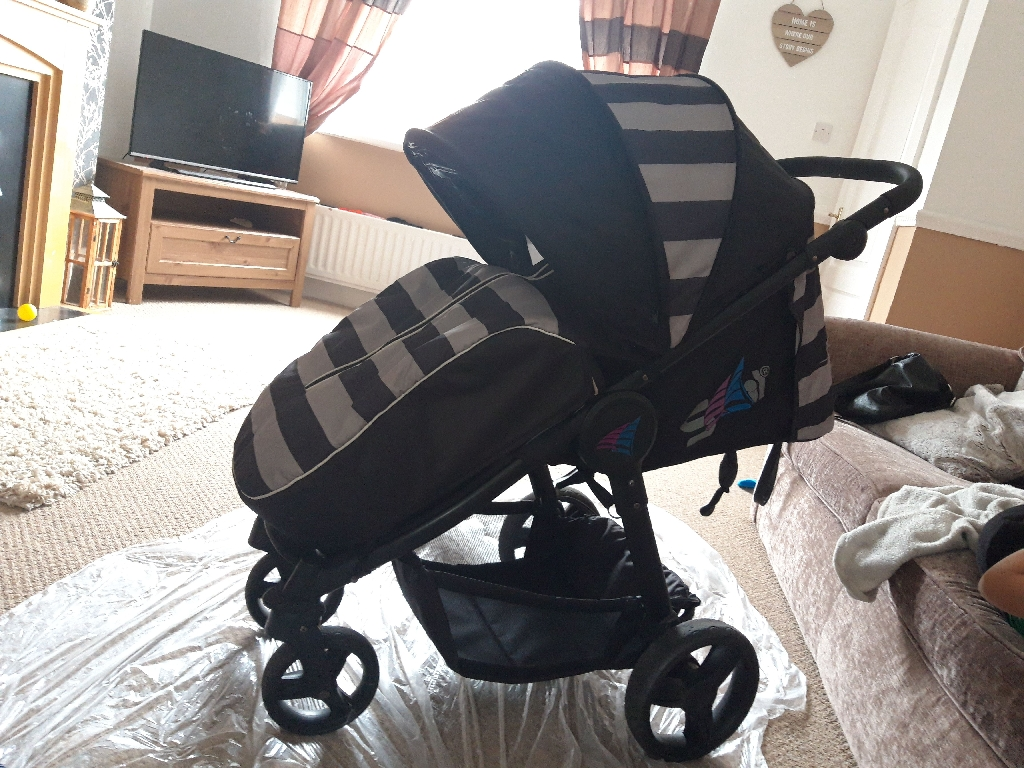 ISAFE SAIL pushchair