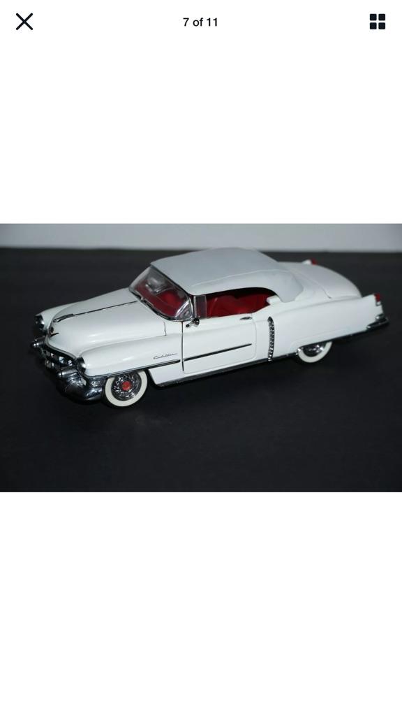 Franklin mint 1953 Cadillac Eldorado