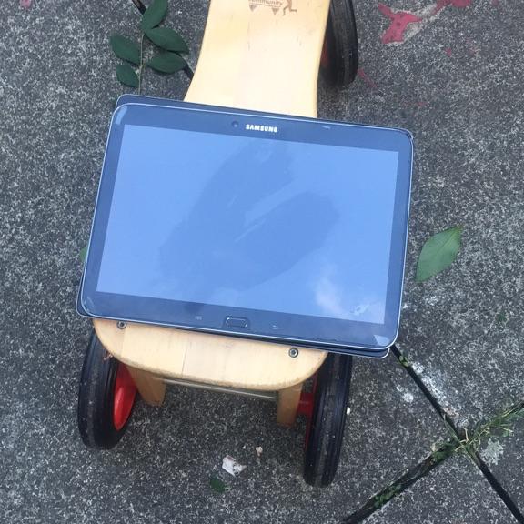 Samsug iPad