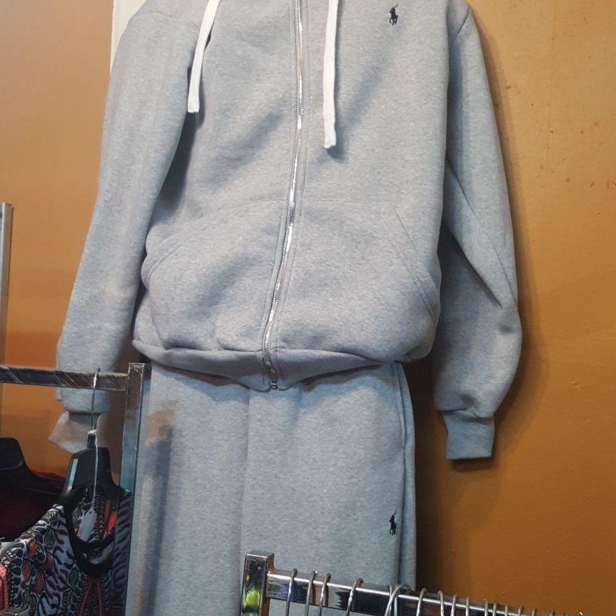 Women Polo Sweat suit