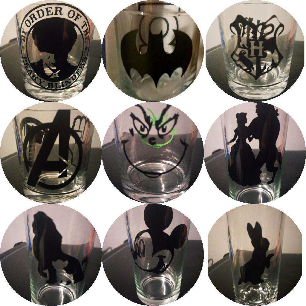 Glass & Miniature Gift sets