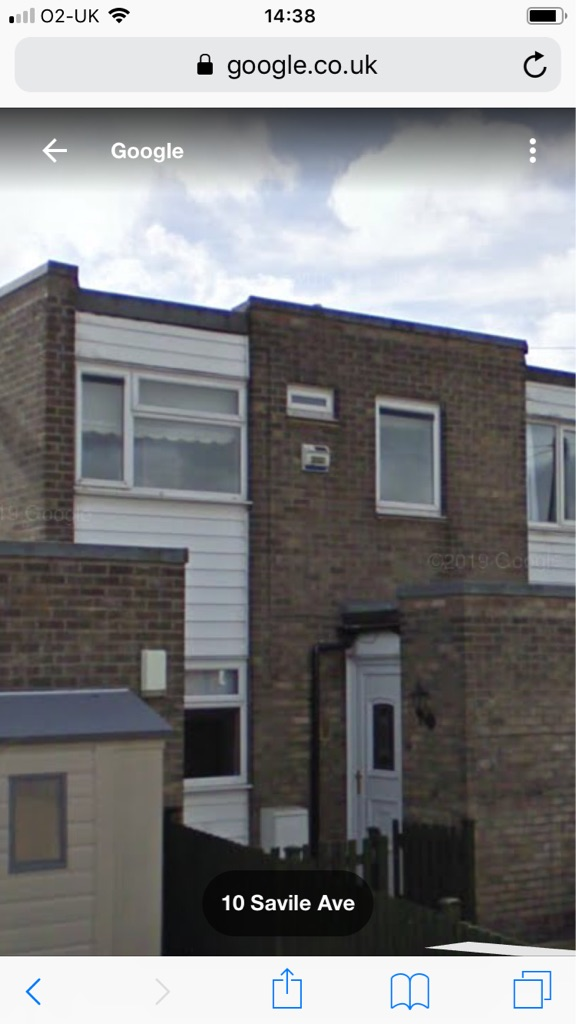 3 bed house emly
