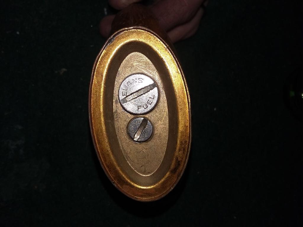 Evan's vintage Genie Table Lighter