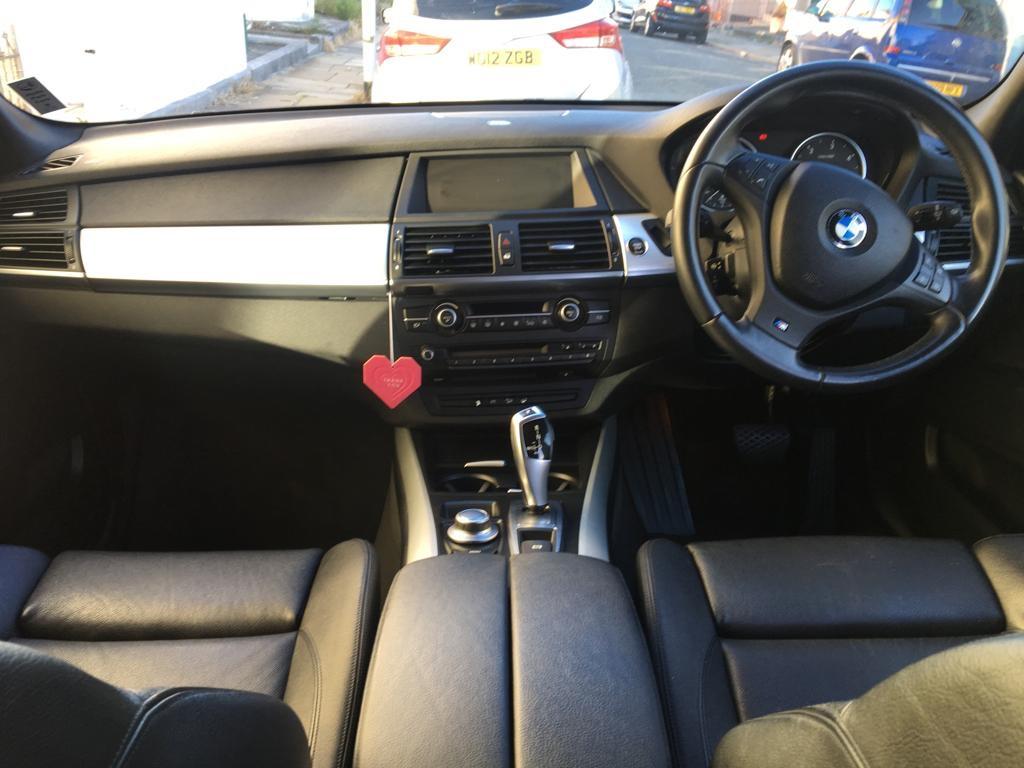 BMW X5 3L diesel M sport twin turbo