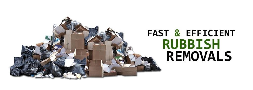 Rubbish removal £1.50 /black bags