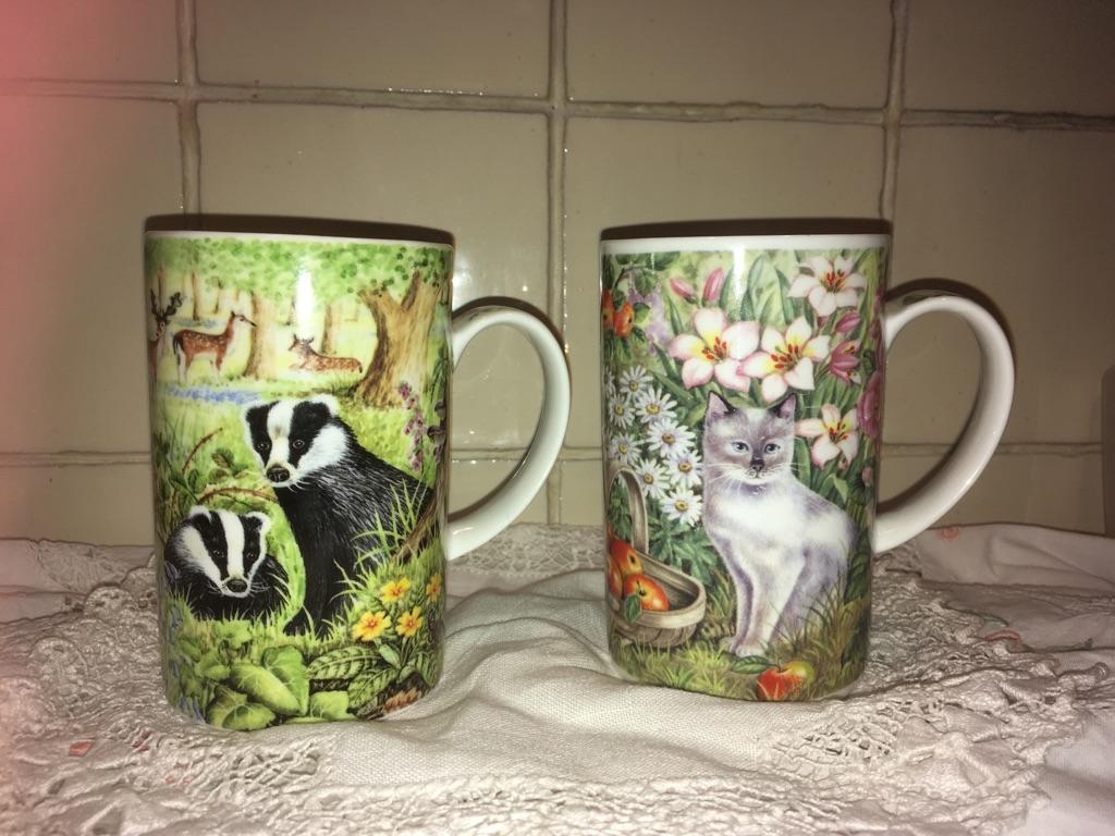 Gleneagles of Edinburgh mugs
