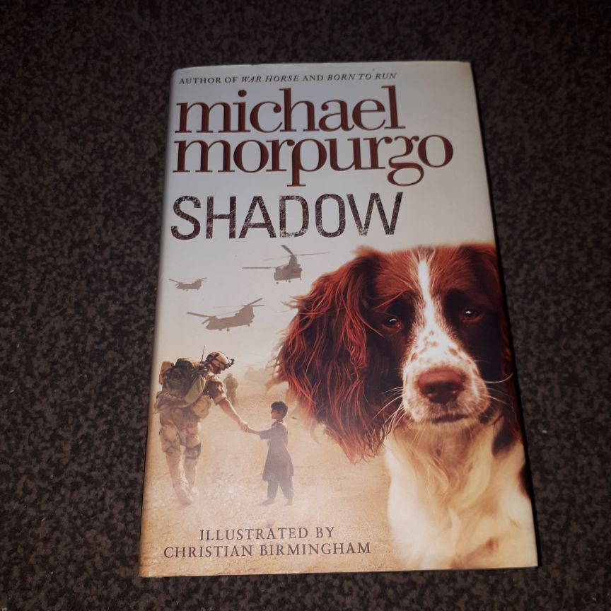 Michael Morpurgo books x4