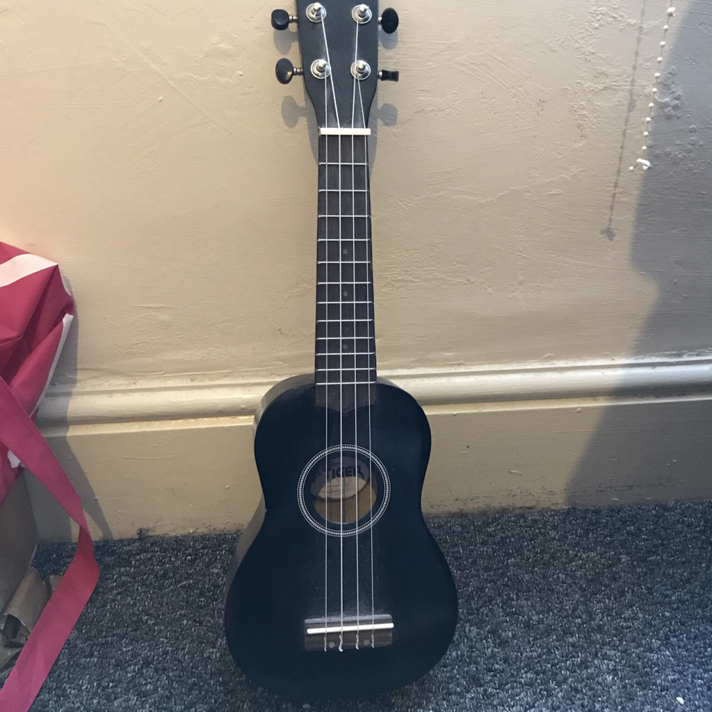 Black Tiger Ukulele