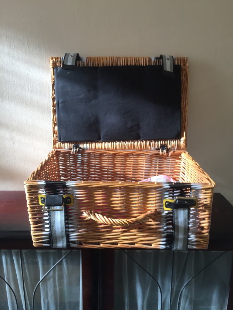 New Picnic Basket