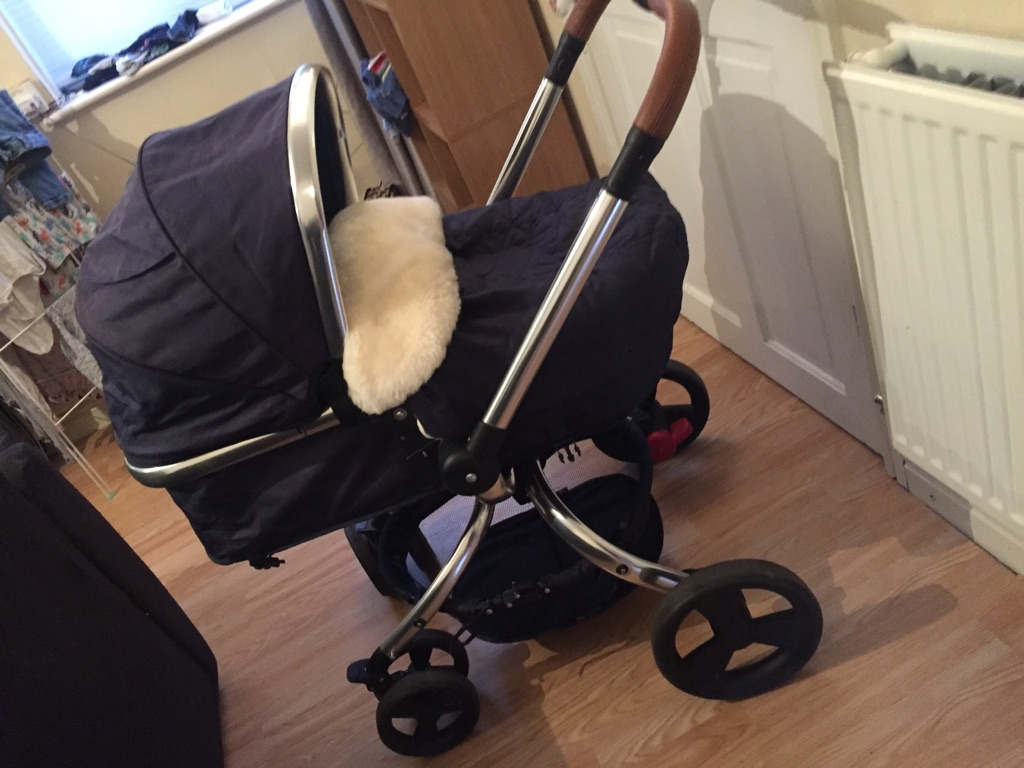 Mother care Orb pram limited edition