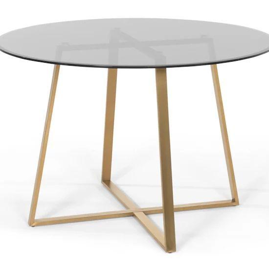 Haku Round Large Dining Table