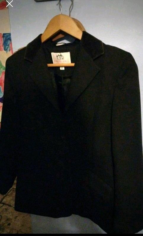 Harry hall show jacket