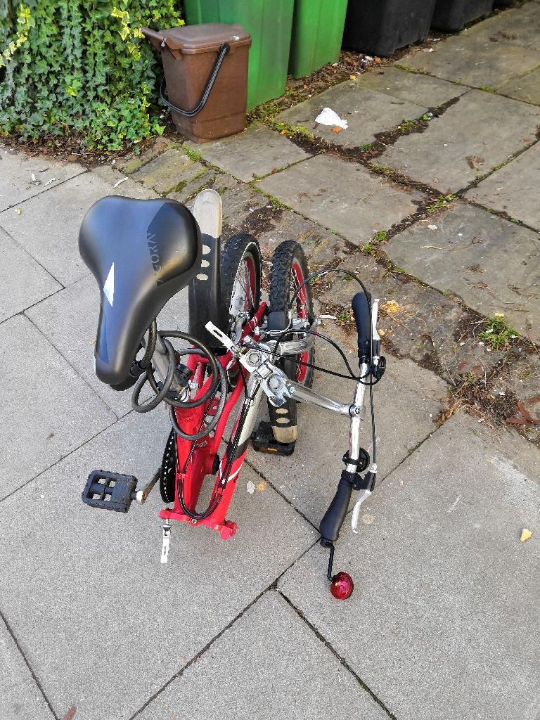Great Folding Bike