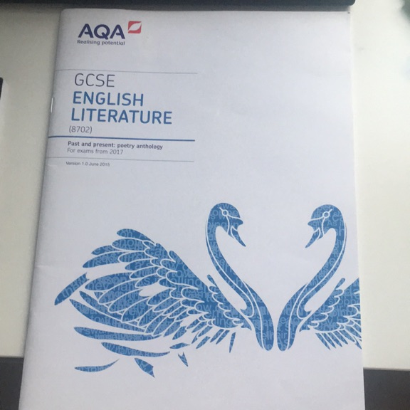GCSE AQA FULLY ANNOTATED Love & Relationships Anthology booklet