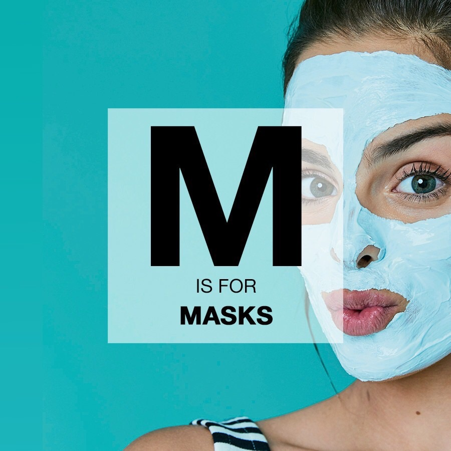 M......is for MASK