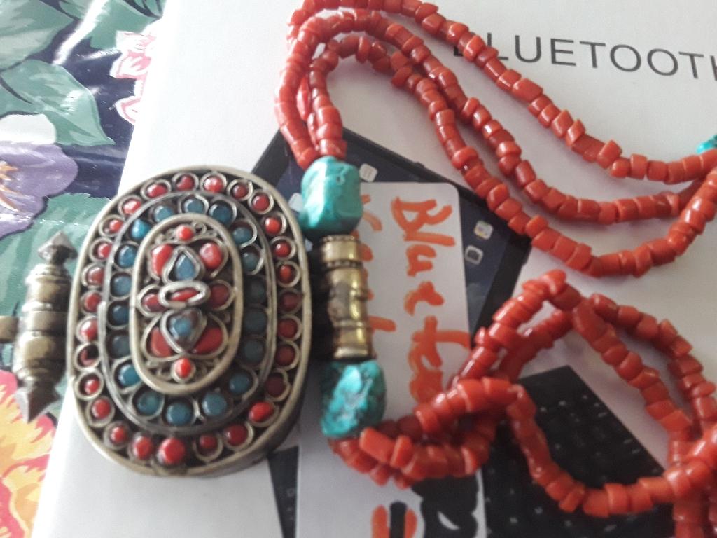Navajo Indian Necklace