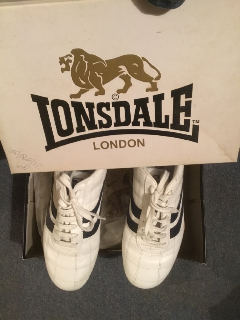 Lonsdale trainers