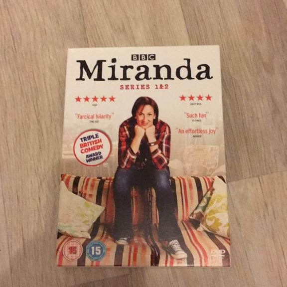 Miranda (series 1&2)