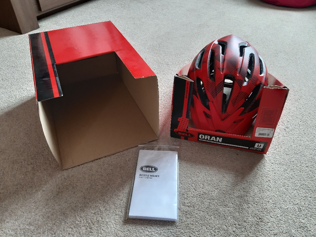 Bicycle helmet 'Bell' Brand New Adult universal