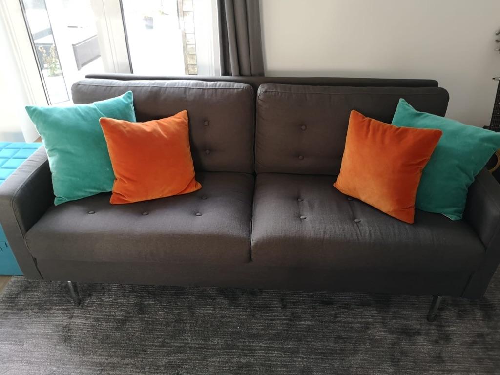 3 Seater Sofa (Maisons Du Monde)
