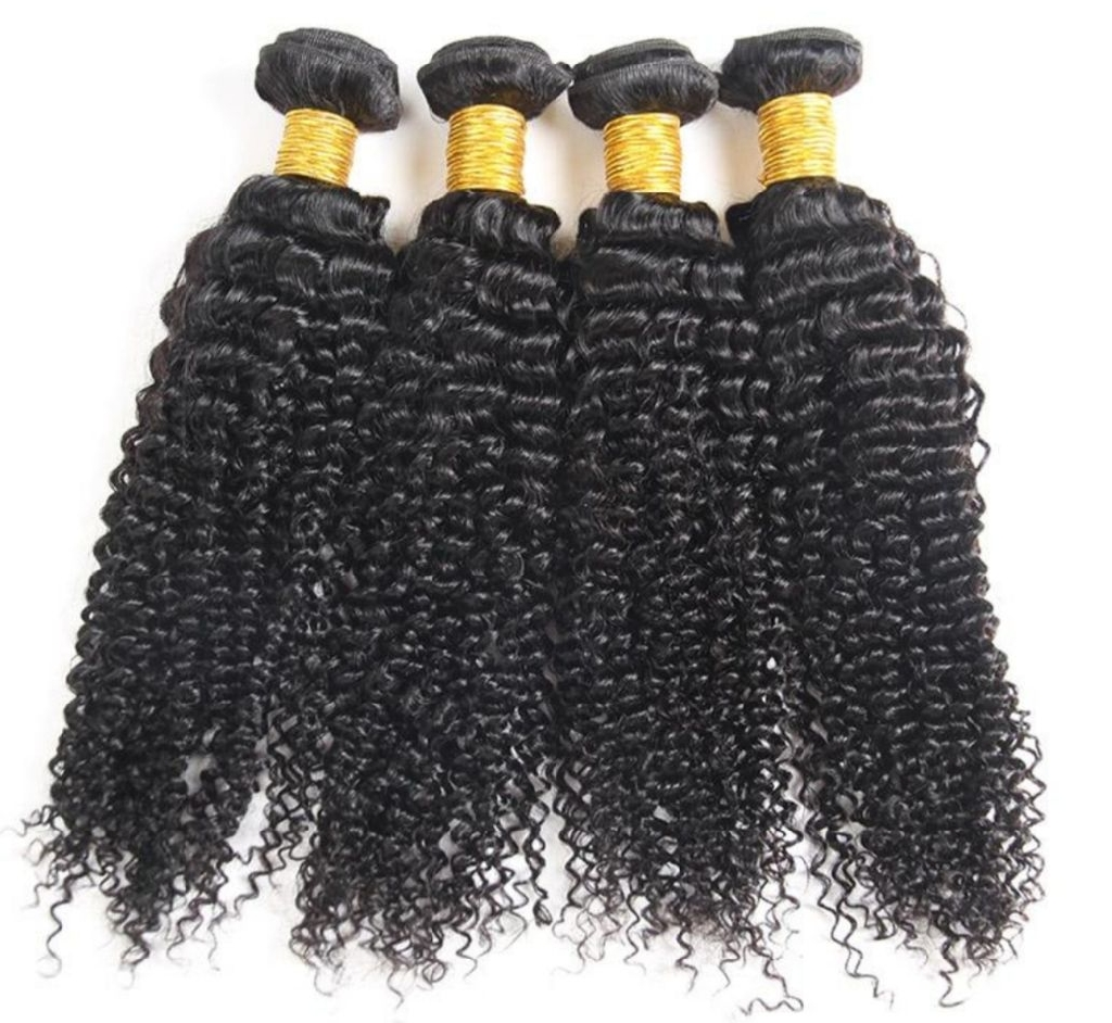 Brazilian Peruvian Indian Curly Wavy Straight Human Hair