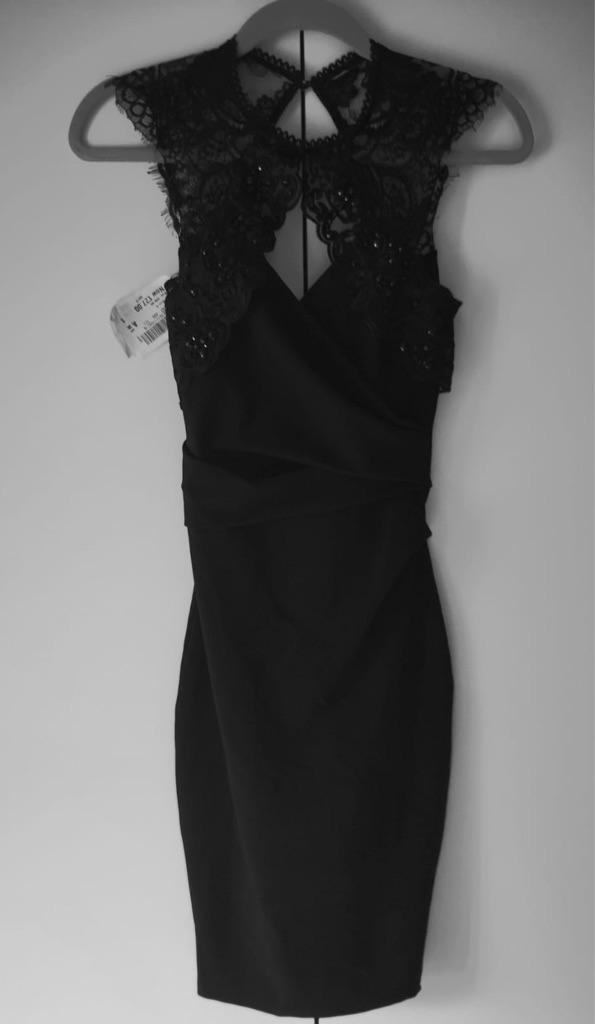 Black dress Lipsy