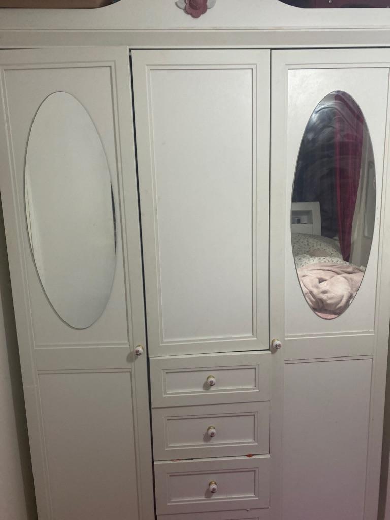Girls wardrobe (originally purchased at £450+)