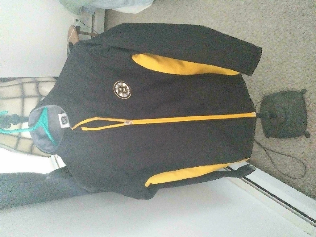 Brand New Boston Bruins Jacket