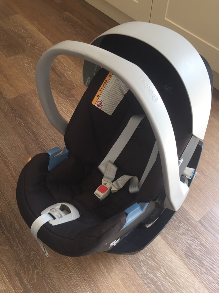Cybex baby car seat