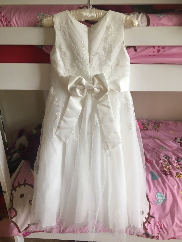 Communion/bridesmaids dress