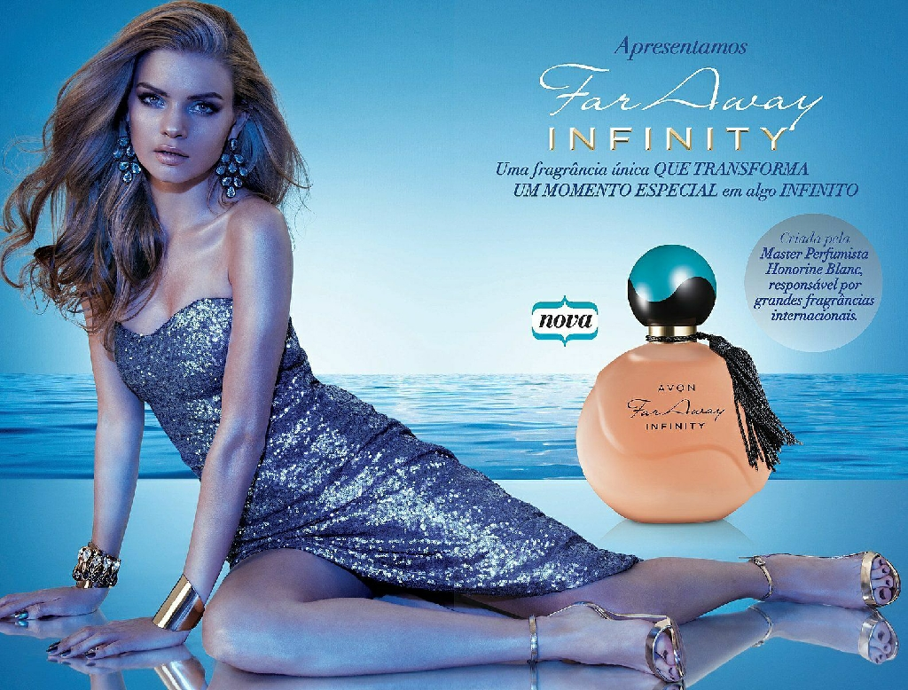 Far Away Infinity Eau De Parfum
