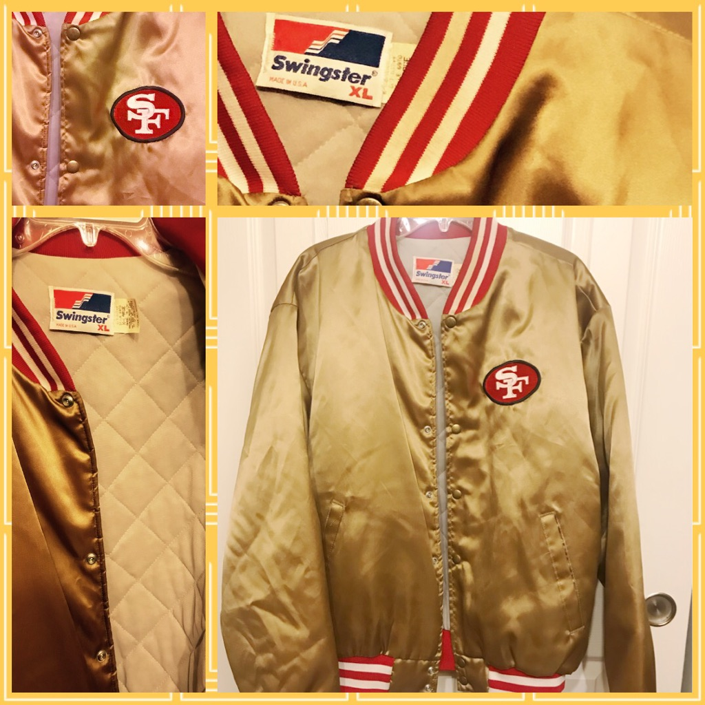 San Francisco 49ers Men's Jacket