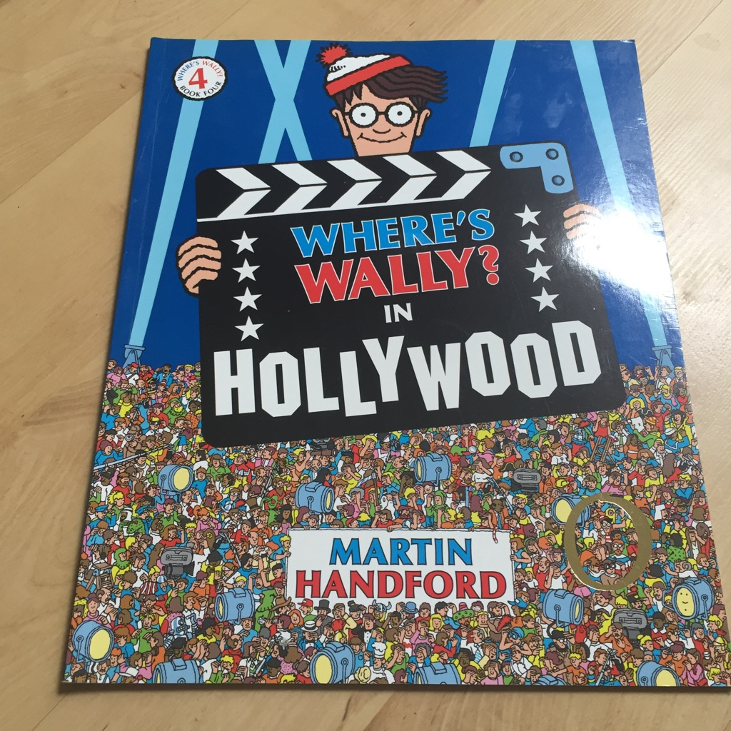 Where's Wally Book 4 Brand New