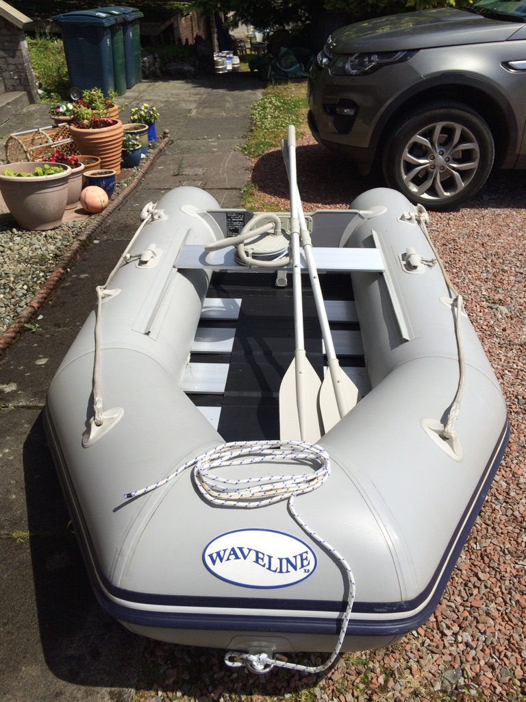 WAVELINE INFLATABLE DINGHY