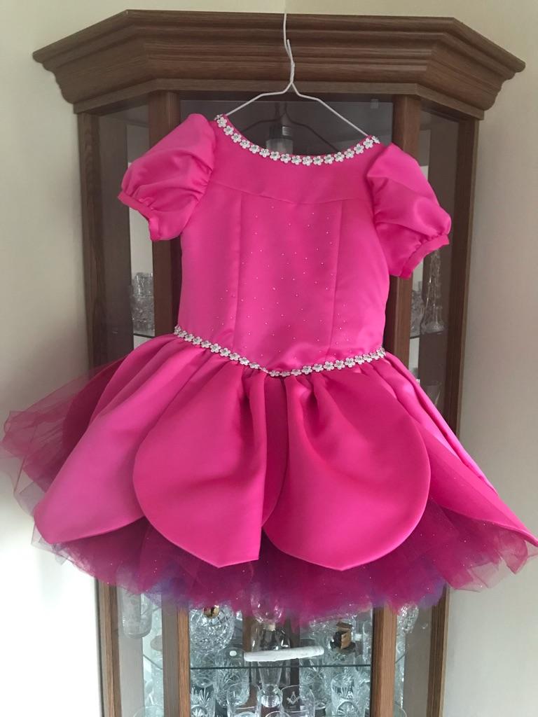 Rainbow Fairy Dress