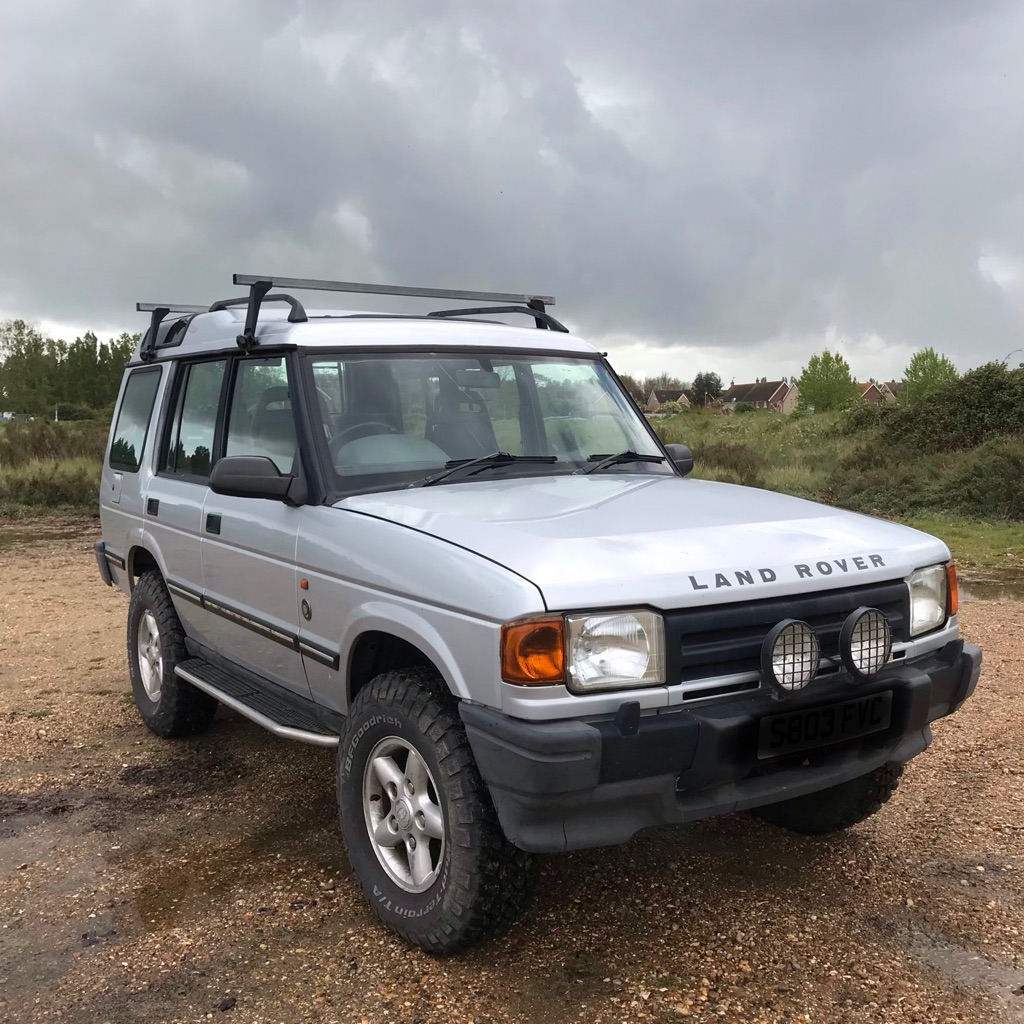 Land Rover discovery 1  300TDI  2.5ltr  7 seater safari
