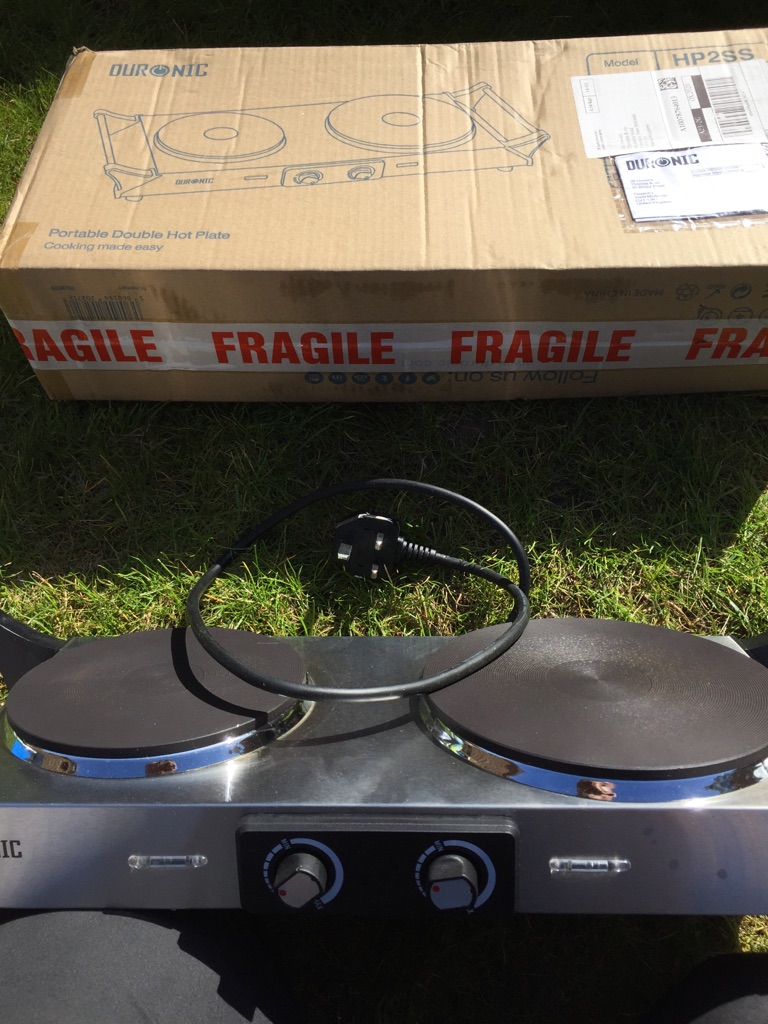 Camping cooker & accessories