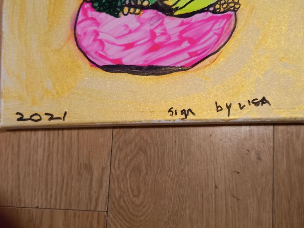 My own art work