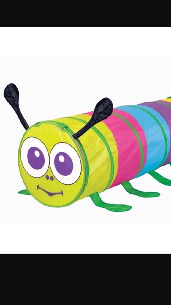 Caterpillar tunnel