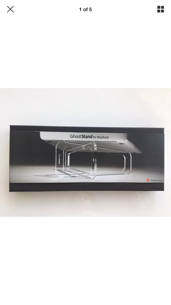GhostStand laptop macbook new