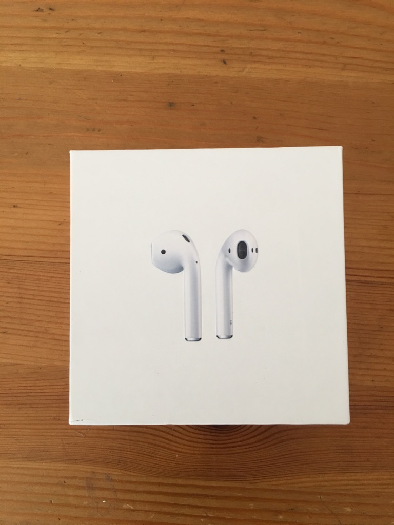 Genuine Apple Airpods 2nd Generation with wireless charging