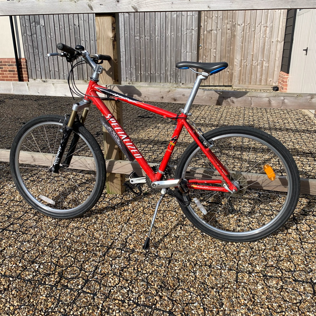 Men's Specialised mountain bike
