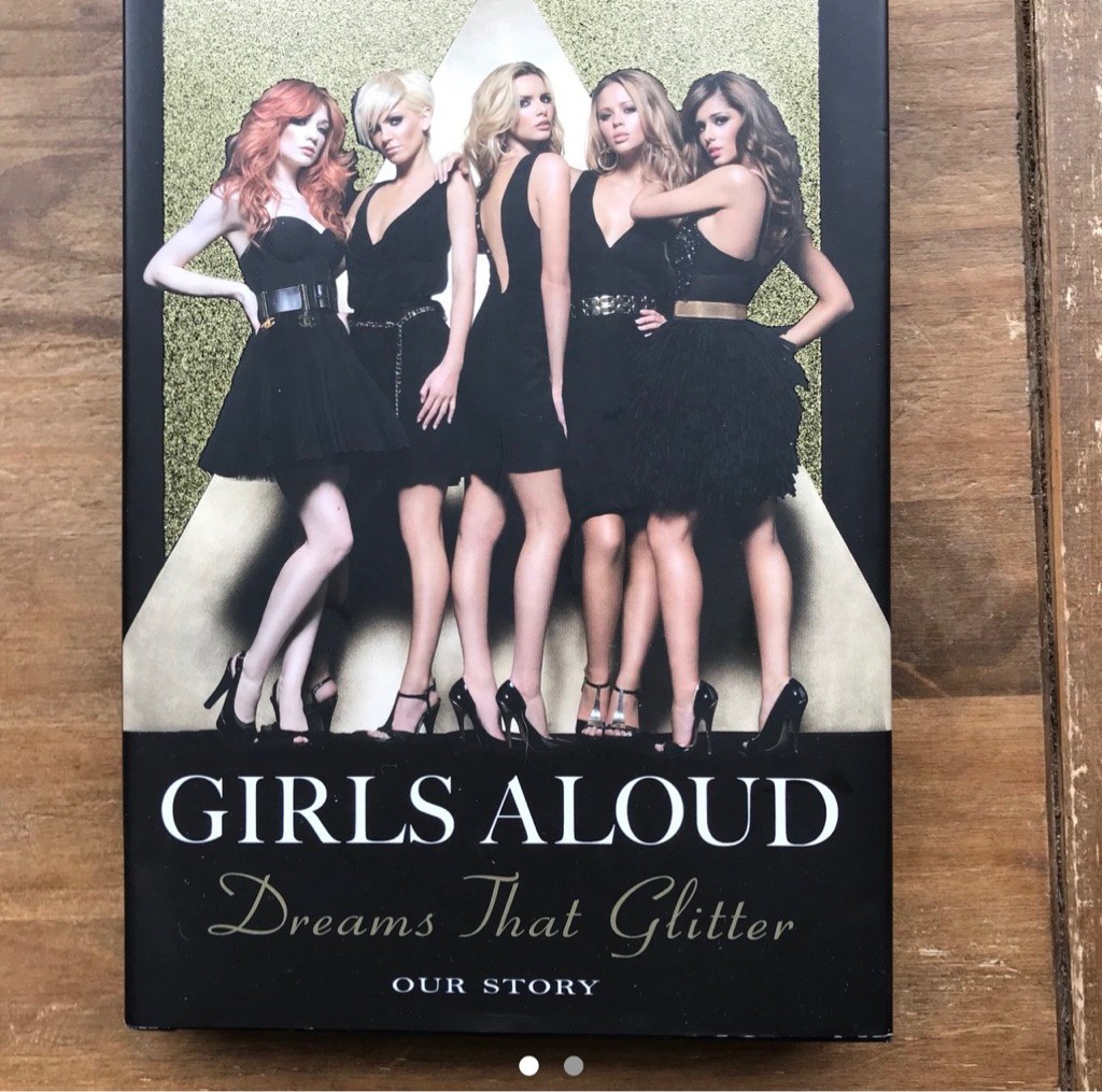 Girls aloud dreams that glitter autobiography