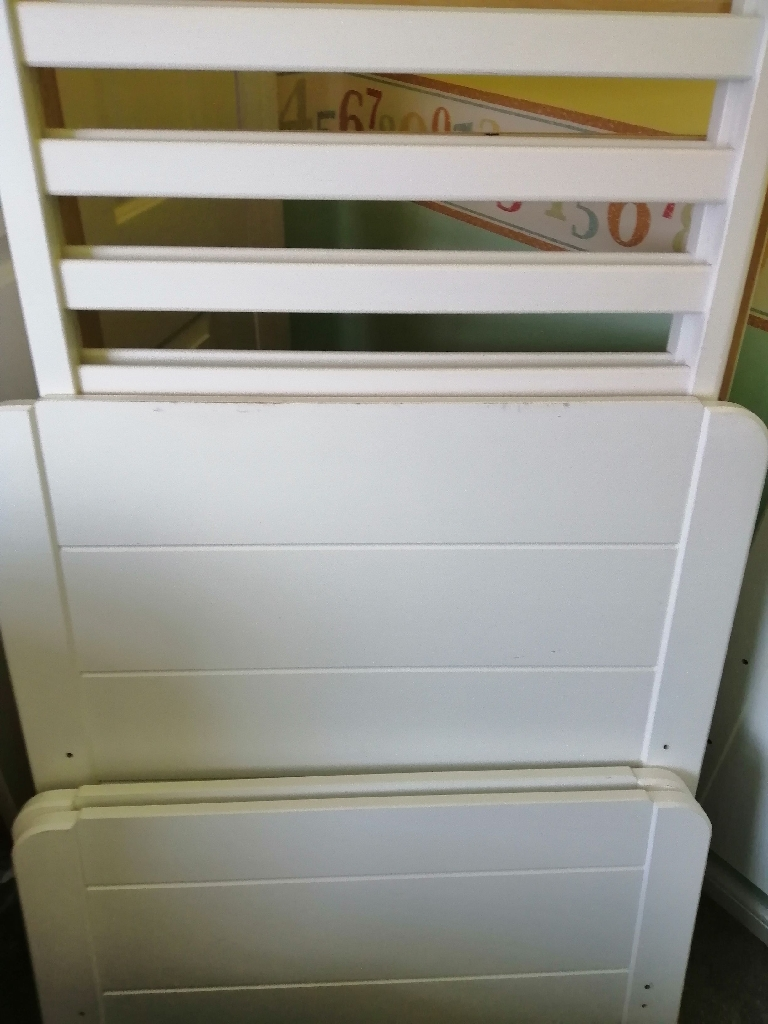 John Lewis cot bed and toddler bed