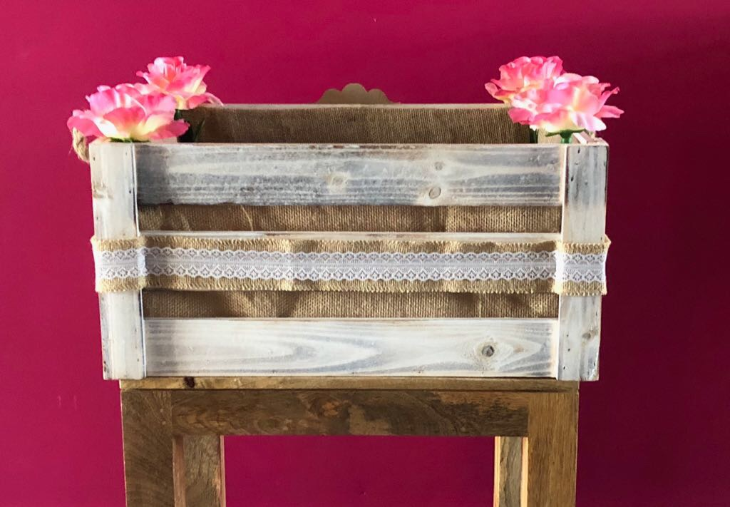 Wedding Card Crate for sale