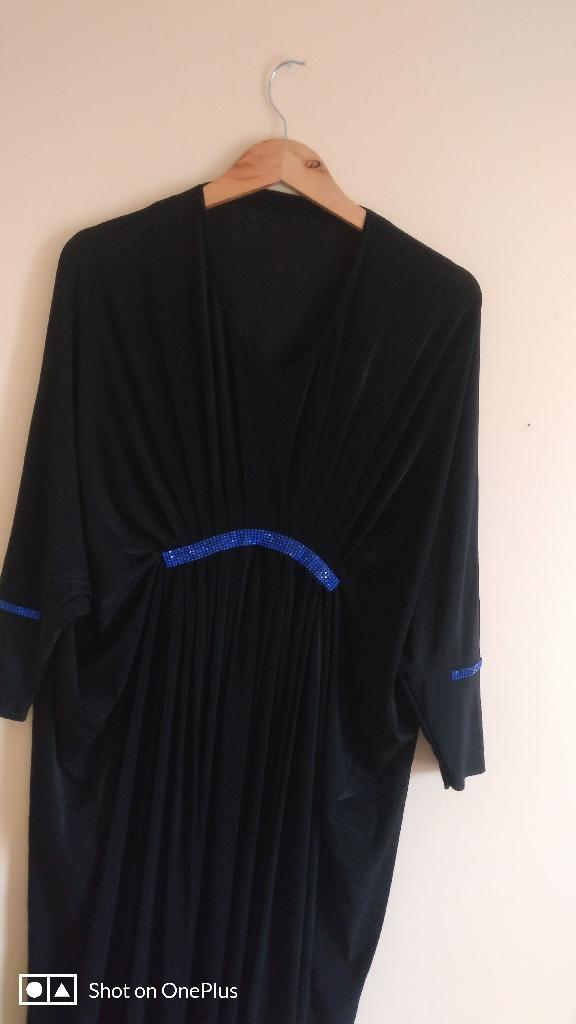 Long dress ,16 uk