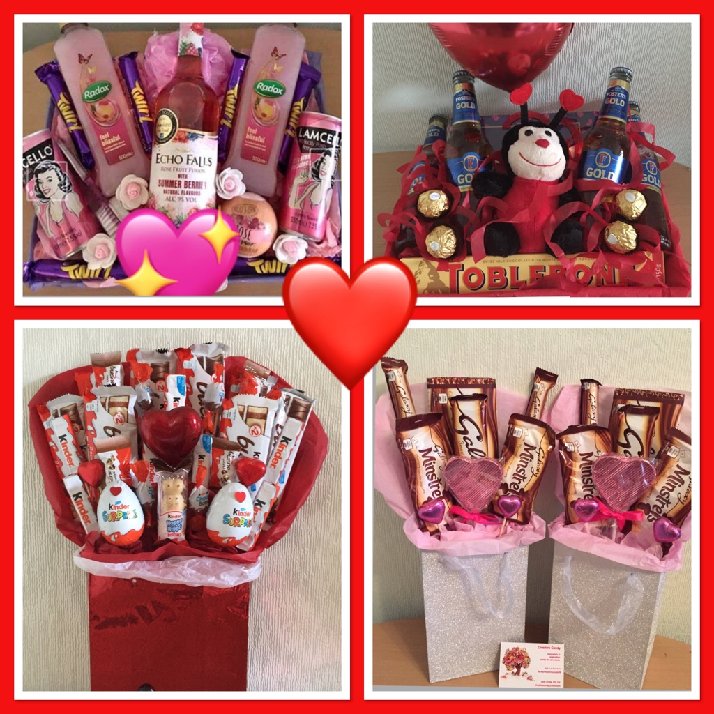 Valentines gifts made to order